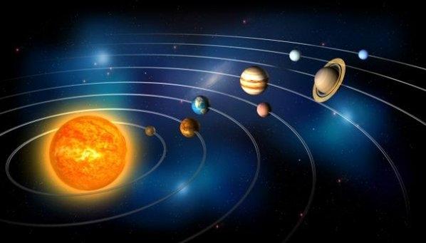 Descubren sistema solar más grande del universo - Crisol FM