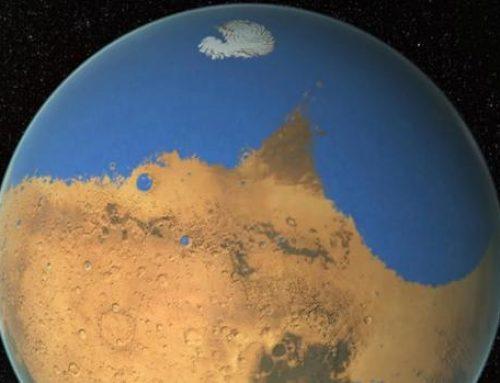 Hallan enorme agujero en atmósfera de Marte que permite que el agua escape