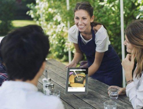 Presentan app para pagar en restaurantes por medio de iPad