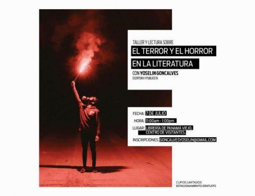 """Taller sobre """"El terror y el horror en literatura"""""""