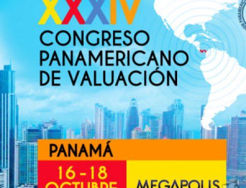 XXXIV Congreso Panamericano de Valuación