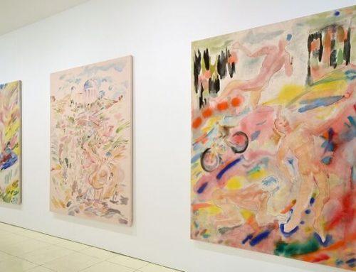 Gus Van Sant muestra sus acuarelas en galería de Nueva York