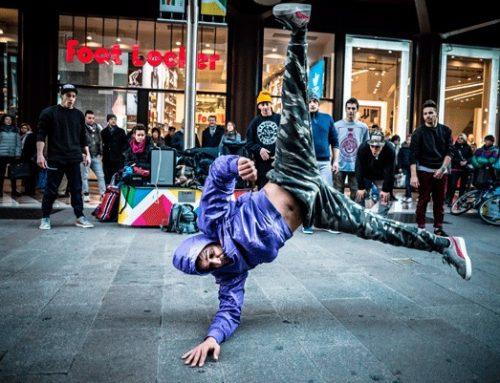 Bailar para promover la cultura de la paz