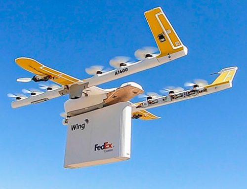 Filial de Google pone en marcha plan piloto para hacer entregas con drones