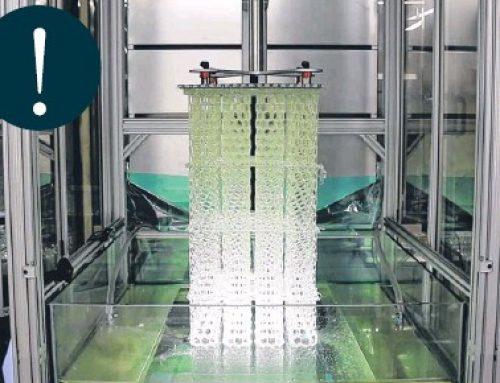 Nueva impresora 3D produce piezas del tamaño de una persona en tiempo récord