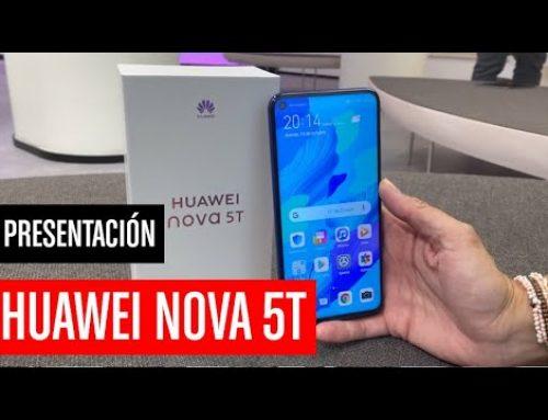 Nuevo celular de Huawei, el nova 5T de la mano de Digicel, llega a Panamá