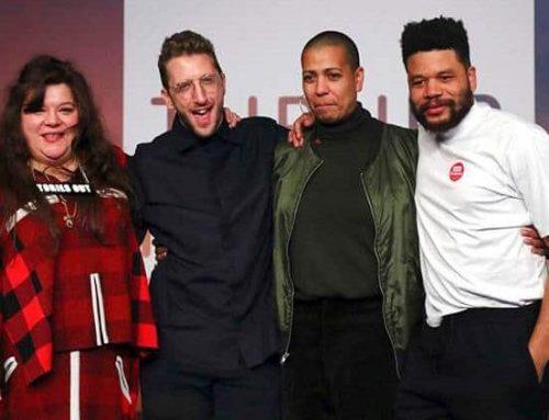 Los 4 nominados ganan el Turner para llamar a la unidad en tiempos de crisis