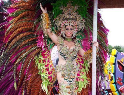Alcalde, José Luis Fábrega, organiza desfile de reinas del Carnaval en la cinta costera