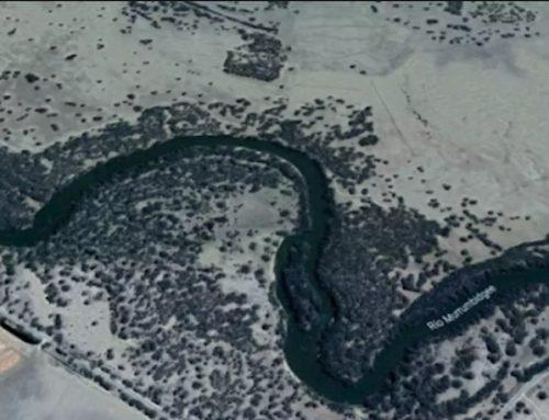 Rastros de un gran río que fluyó por la Antártida y Australia