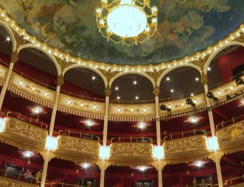 Gobierno Nacional invita a visita virtual en el Teatro Nacional