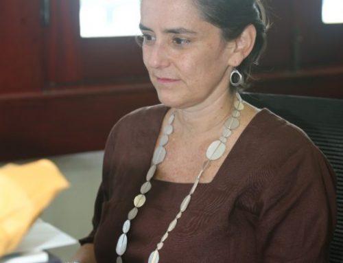 Historiadora Marixa Lasso recibe Premio William M. Leo Grande