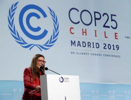 La cumbre del clima COP26 de la ONU se aplaza a 2021