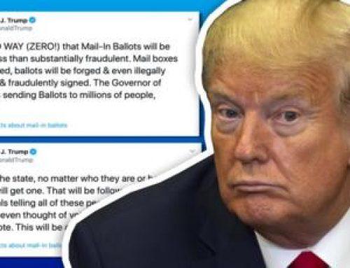 Trump firma decreto para regular las redes sociales