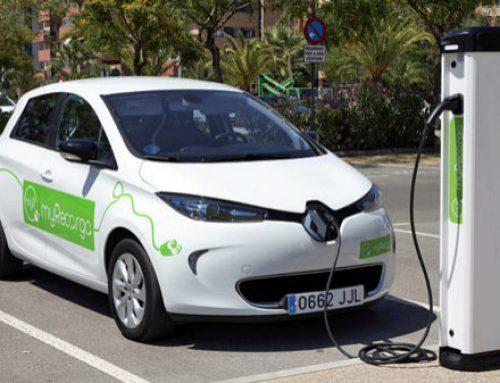 La inversión en coches eléctricos en 2019 se 'disparó'