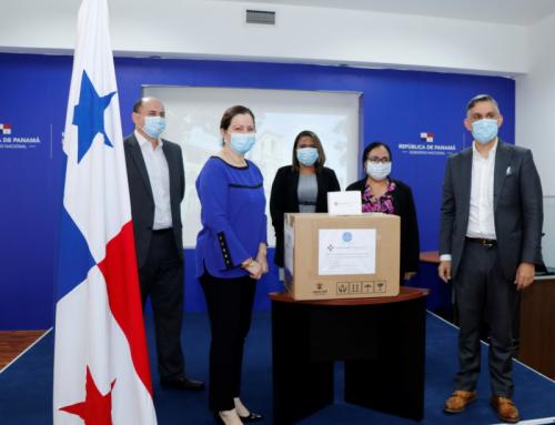 Donación de 500 pruebas serológicas recibe MINSA