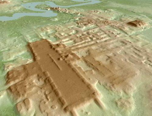 Descubren el monumento maya más antiguo y grande hasta el momento