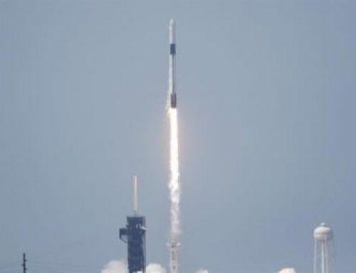 SpaceX y NASA realizan con éxito el histórico lanzamiento de cápsula Crew Dragon hacia la EEI