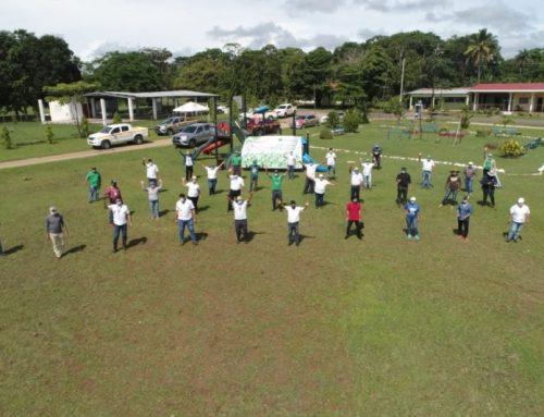 En temporada lluviosa MiAmbiente-Herrera comienza plan de reforestación