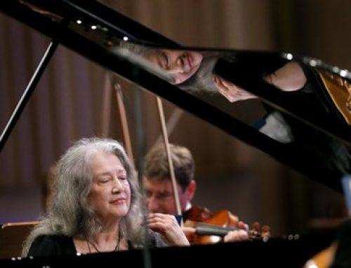 La argentina Martha Argerich abre un Festival de Lucerna reducido por COVID
