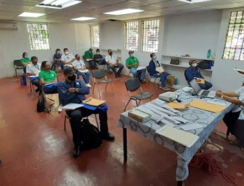 Desarrollan taller de Actualización en el Proceso Legal Ambiental y Técnico