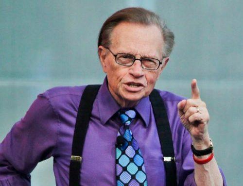 Fallece el famoso presentador de televisión Larry King