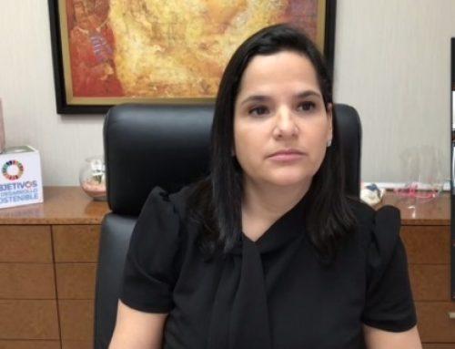 Ministra del MIDES hace un llamado a Unificar Fuerzas para Visualizar la Participación de las Mujeres en los Procesos de Desarrollo Económico, en Panamá
