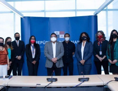 Autoridades de MiCultura de Panamá, rinden informe ante el BID sobre avance de proyectos