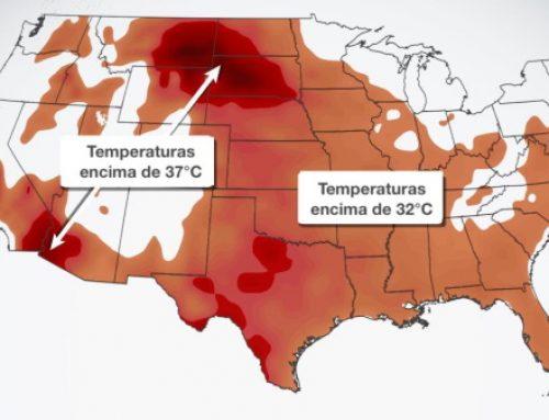 Ola de calor trae temperaturas superiores a los 37°C desde el Pacífico hasta la costa del Golfo esta semana
