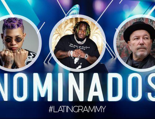 Panameños nominados a Latin Grammy 2021
