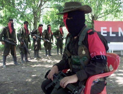 Colombia confirma la captura y muerte del jefe del frente occidental del ELN, alias 'Fabián'