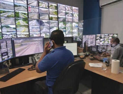Instalan primer botón de emergencia en el Corredor Sur