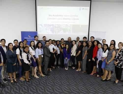 Panamá lidera iniciativas para formar especialistas en cambio climático