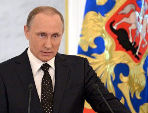 Putin acusa a Occidente de desestabilizar los Balcanes