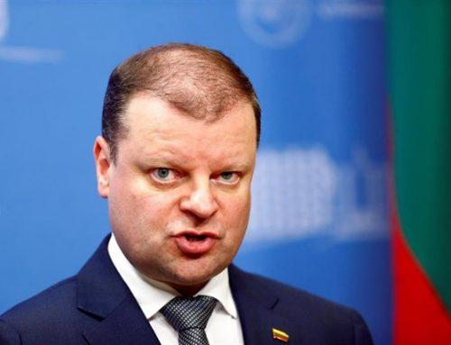 El primer ministro de Lituania contempla transferir la embajada a Jerusalén
