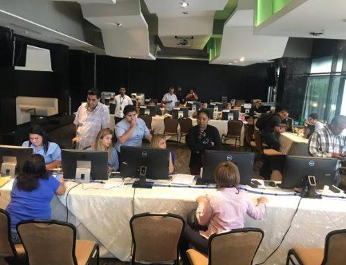 """Representantes de la prensa nacional y extranjera se acreditan para """"Transmisión de Mando Presidencial"""", en Panamá"""