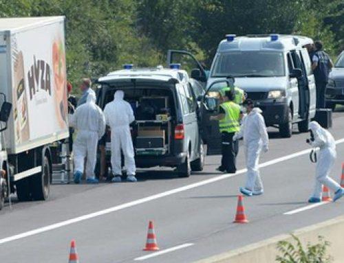 Cadena perpetua en Hungría a cuatro implicados en muerte de 71 inmigrantes en un camión refrigerado