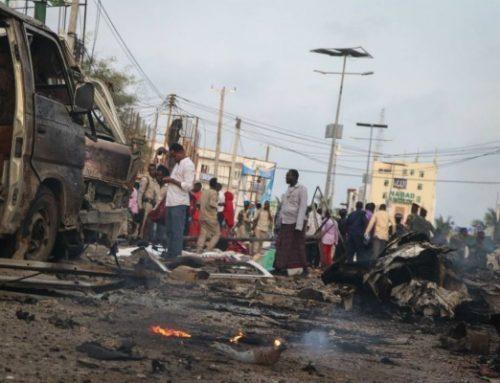 Diez muertos tras estallar un coche bomba en Somalia