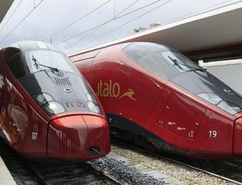 Cancelan trenes de alta velocidad por incendio