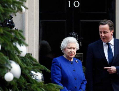 Cameron pidió ayuda a Isabel II para referéndum sobre independencia de Escocia