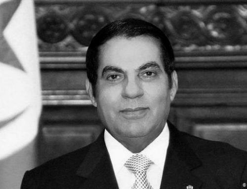 Falleció el expresidente tunecino Zine El Abidine Ben Alí