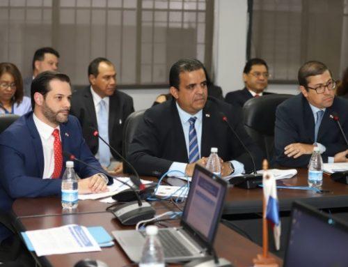 Ministro del MICI, Ramón Martínez, sustentó el presupuesto institucional del año 2020 ante la AN