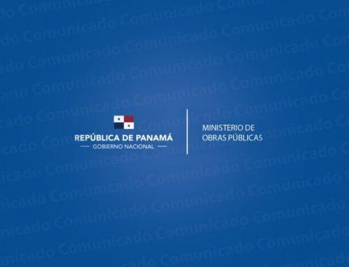 MOP envía comunicado a usuarios de carretera Transístmica vía hacia La Cabima