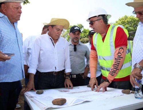 Presidente de Panamá, Laurentino Cortizo Cohen, realiza Gira de Trabajo Comunitario, en Tonosí