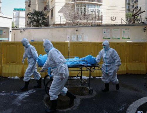 Taiwán tiene un muerto por causa del COVID-19