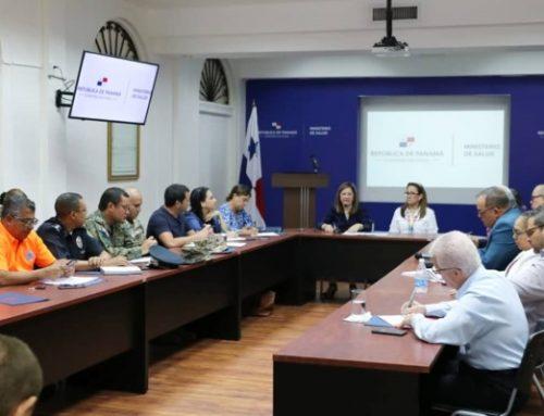 """Estamentos de Seguridad en Panamá, se encuentran alineados frente al nuevo """"Coronavirus""""."""
