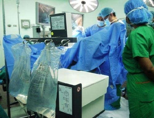 """Una herramienta tecnológica segura para la extracción de miomas el """"morcelador mecánico"""""""