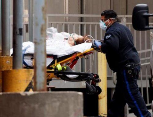 EE.UU. supera los 150.000 casos de COVID-19
