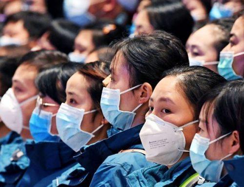 China reporta el primer día sin muertes por Covid-19