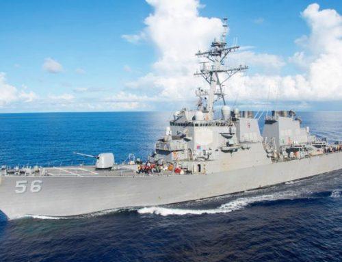 La Armada de EE.UU. se moviliza frente a Venezuela para cortar los envíos de droga