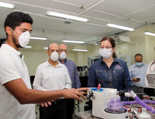 UTP elaborará 100 humidificadores para el Ministerio de Salud